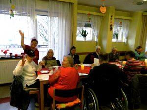 Musik Café Seniorenwohnhaus Eiserfelder Ring